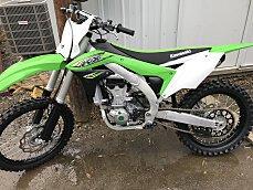 2018 Kawasaki KX450F for sale 200595219