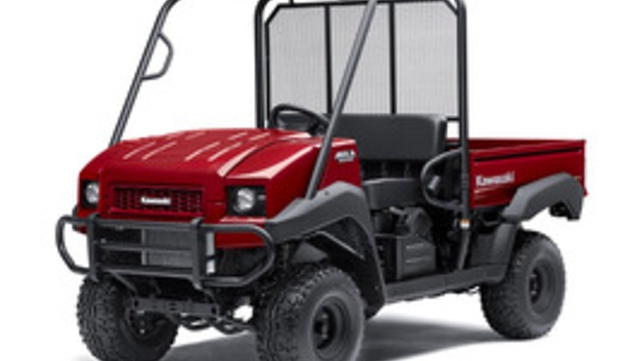 2018 Kawasaki Mule 4000 for sale 200528763