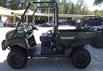 2018 Kawasaki Mule 4000 for sale 200569957