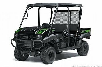 2018 Kawasaki Mule 4010 for sale 200487523