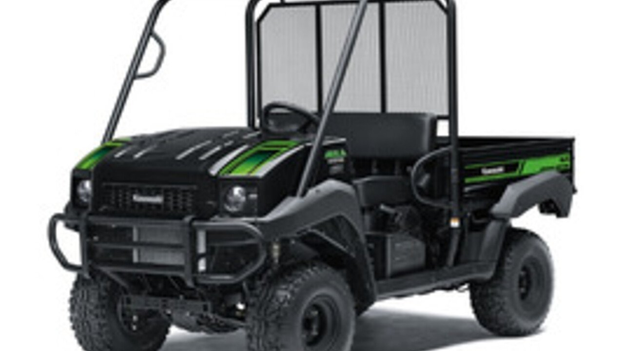 2018 Kawasaki Mule 4010 for sale 200525015