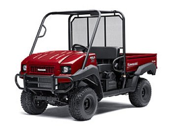 2018 Kawasaki Mule 4010 for sale 200570028