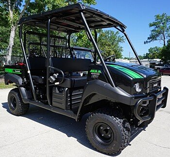 2018 Kawasaki Mule 4010 for sale 200570265