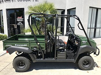 2018 Kawasaki Mule 4010 for sale 200571010