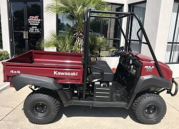 2018 Kawasaki Mule 4010 for sale 200571280