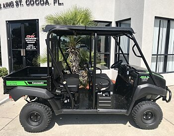 2018 Kawasaki Mule 4010 for sale 200571306