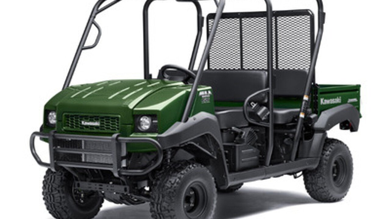 2018 Kawasaki Mule 4010 for sale 200599599