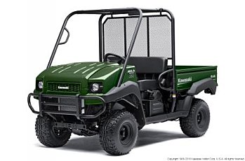 2018 Kawasaki Mule 4010 for sale 200608434