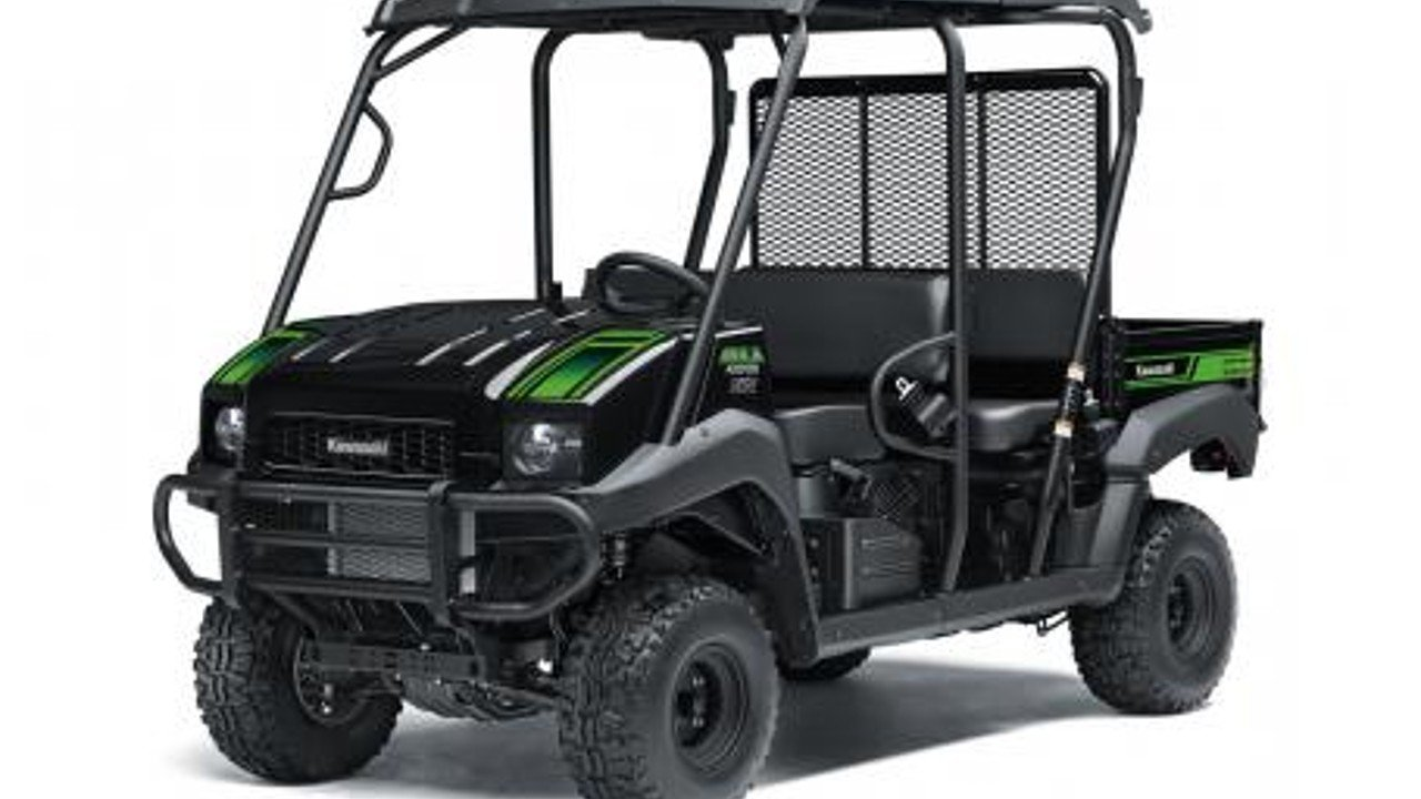 2018 Kawasaki Mule 4010 for sale 200608725