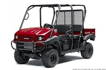 2018 Kawasaki Mule 4010 for sale 200608645