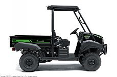 2018 Kawasaki Mule 4010 for sale 200608781