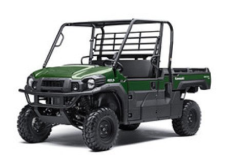 2018 Kawasaki Mule PRO-DX for sale 200562199
