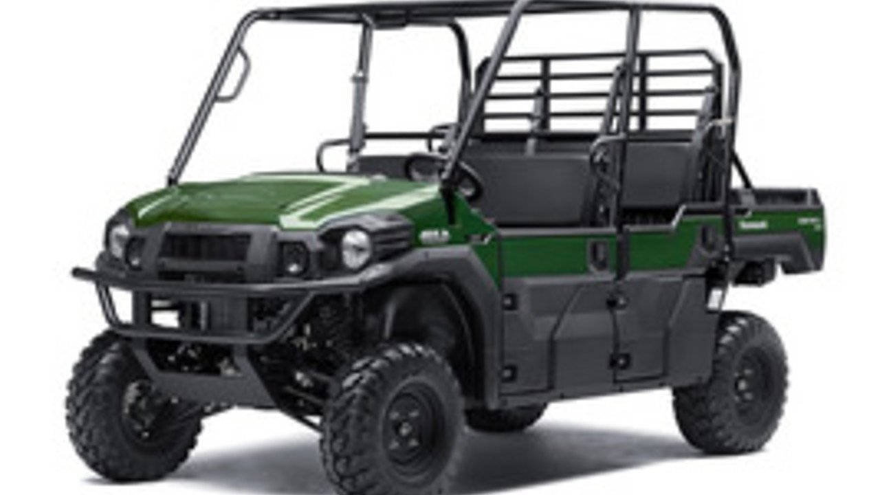 2018 Kawasaki Mule PRO-DXT for sale 200528830