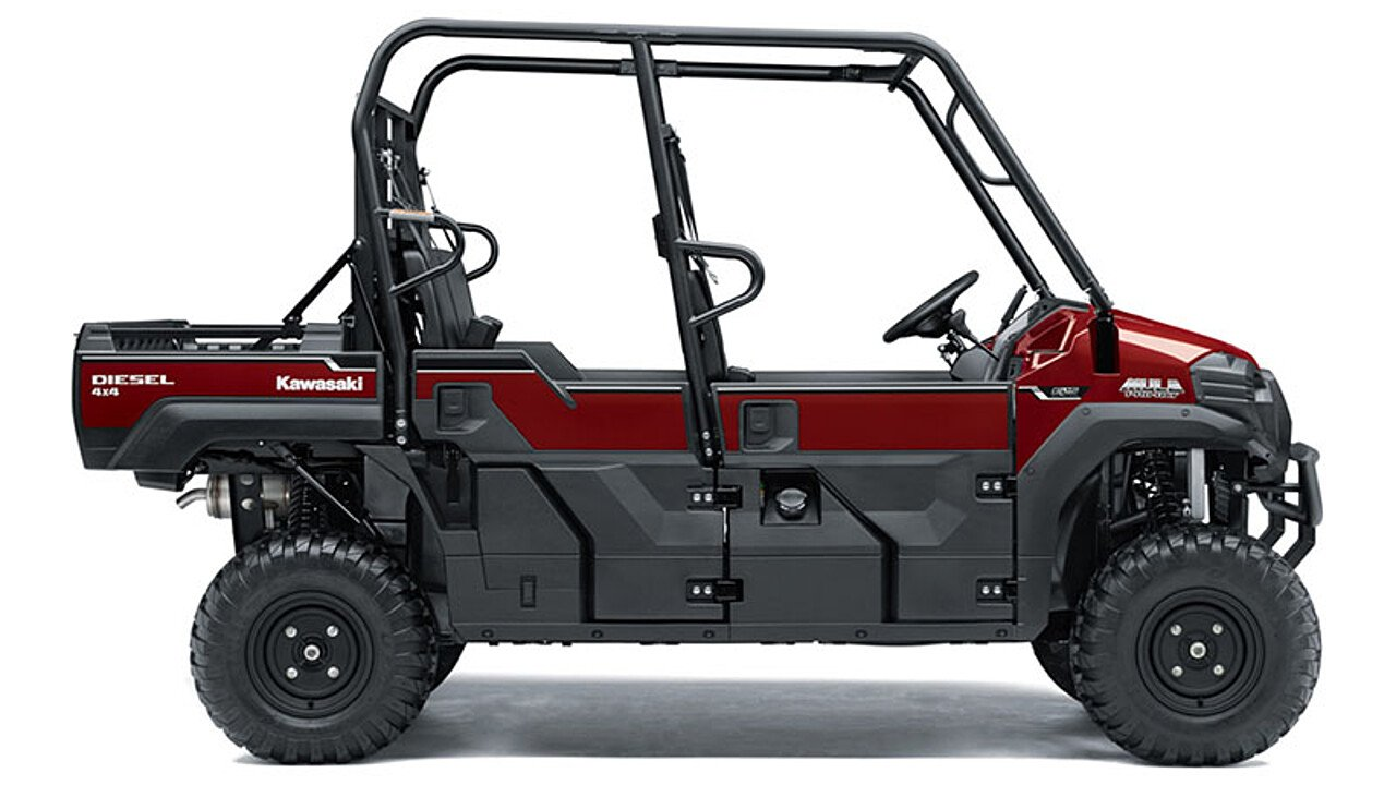 2018 Kawasaki Mule PRO-DXT for sale 200598638