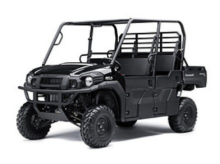 2018 Kawasaki Mule PRO-DXT for sale 200487659