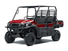 2018 Kawasaki Mule PRO-DXT for sale 200629825
