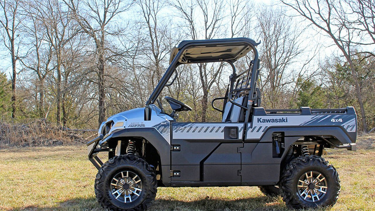 What Is The Value Of A Kawasaki Mule