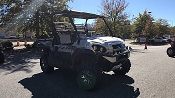 2018 Kawasaki Mule PRO-FXR for sale 200500715