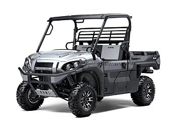 2018 Kawasaki Mule PRO-FXR for sale 200547095