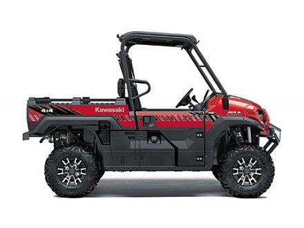 2018 Kawasaki Mule PRO-FXR for sale 200501286