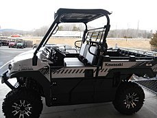 2018 Kawasaki Mule PRO-FXR for sale 200505398