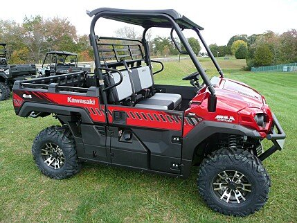 2018 Kawasaki Mule PRO-FXR for sale 200505403