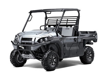 2018 Kawasaki Mule PRO-FXR for sale 200519140
