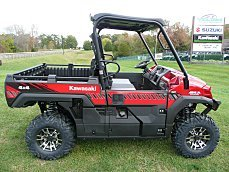 2018 Kawasaki Mule PRO-FXR for sale 200522855