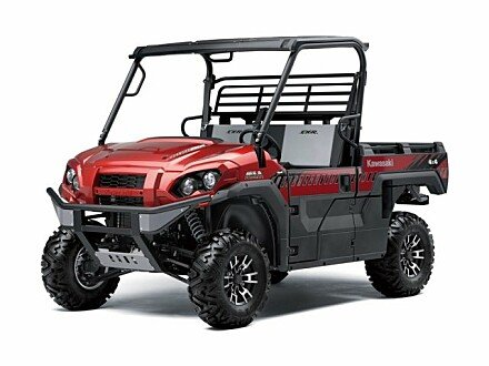 2018 Kawasaki Mule PRO-FXR for sale 200536308