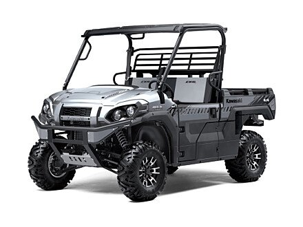 2018 Kawasaki Mule PRO-FXR for sale 200547154