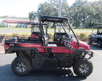 2018 Kawasaki Mule PRO-FXR for sale 200565823