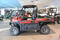 2018 Kawasaki Mule PRO-FXR for sale 200571706