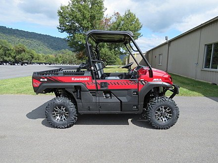 2018 Kawasaki Mule PRO-FXR for sale 200596021
