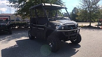 2018 Kawasaki Mule PRO-FXT for sale 200475682