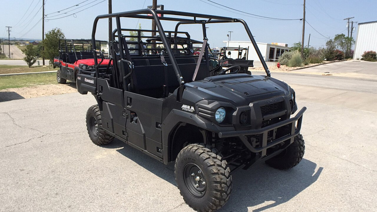 2018 Kawasaki Mule PRO-FXT for sale 200479782