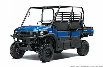 2018 Kawasaki Mule PRO-FXT for sale 200487517