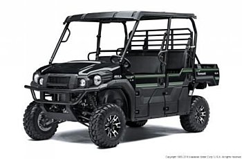 2018 Kawasaki Mule PRO-FXT for sale 200487832