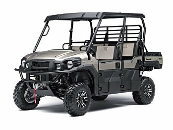 2018 Kawasaki Mule PRO-FXT for sale 200497568
