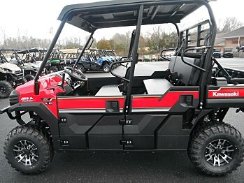 2018 Kawasaki Mule PRO-FXT for sale 200513833