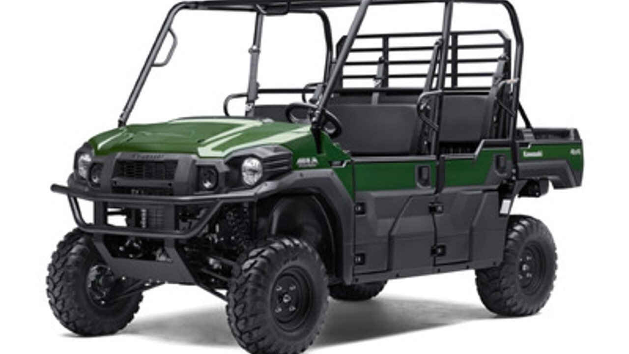 2018 Kawasaki Mule PRO-FXT for sale 200514323