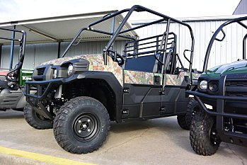 2018 Kawasaki Mule PRO-FXT for sale 200522659