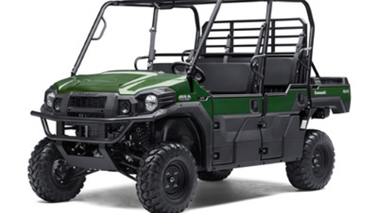 2018 Kawasaki Mule PRO-FXT for sale 200528834