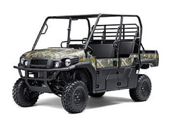 2018 Kawasaki Mule PRO-FXT for sale 200534355