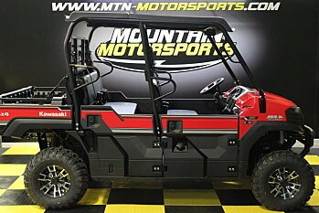 2018 Kawasaki Mule PRO-FXT for sale 200541122