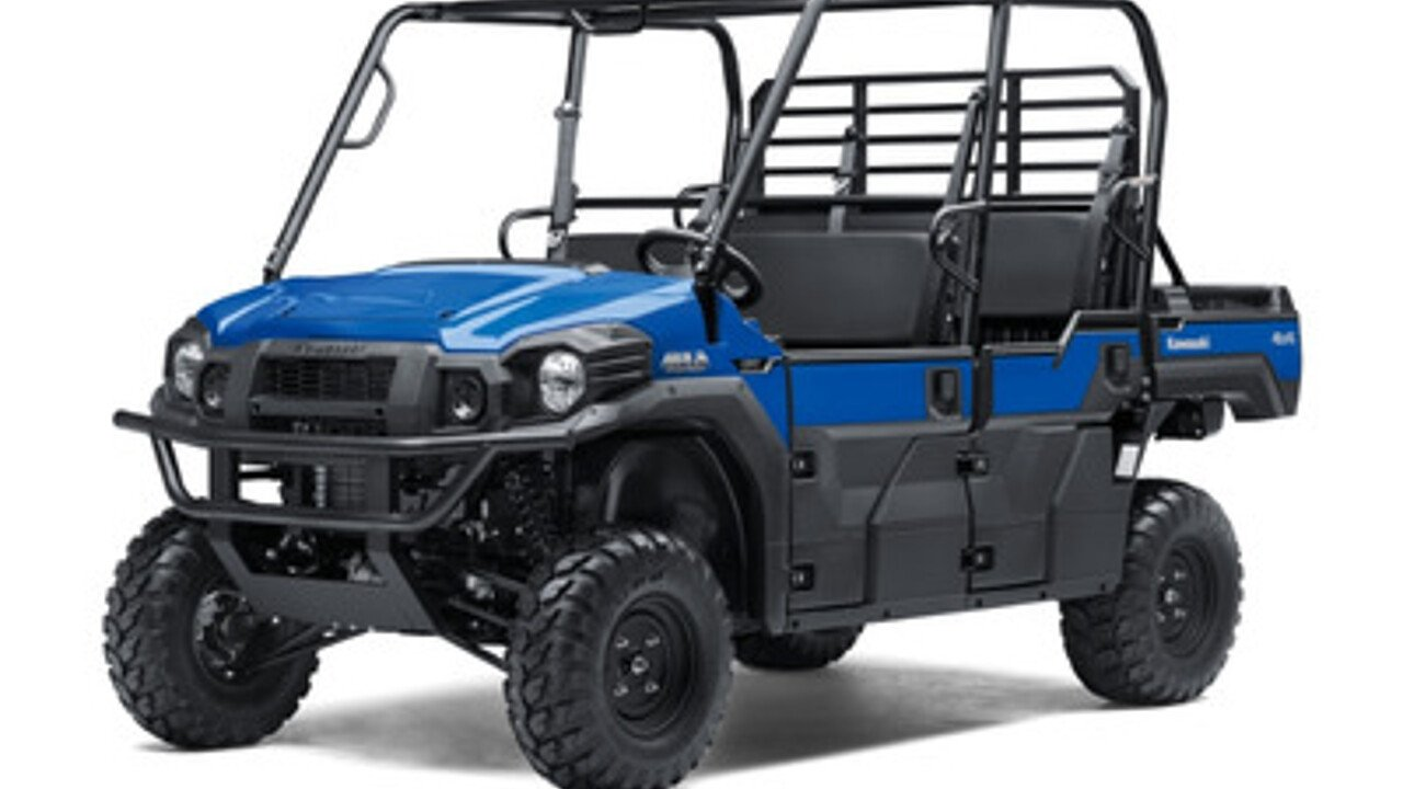 2018 Kawasaki Mule PRO-FXT for sale 200546681