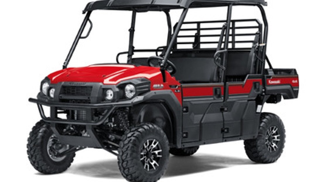 2018 Kawasaki Mule PRO-FXT for sale 200546685