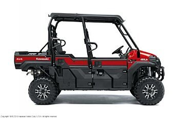 2018 Kawasaki Mule PRO-FXT for sale 200547544