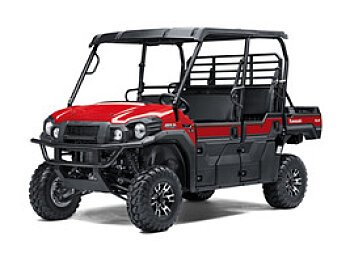 2018 Kawasaki Mule PRO-FXT for sale 200554191