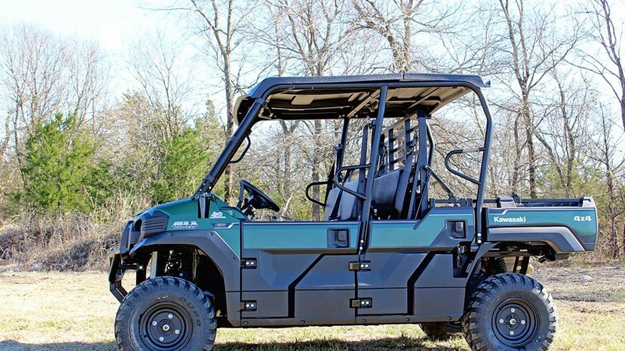 2018 Kawasaki Mule PRO-FXT for sale 200560222