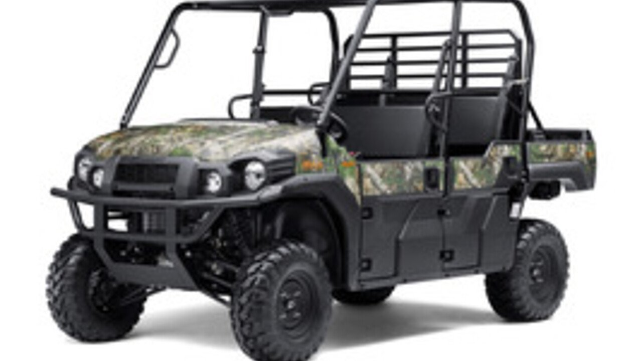 2018 Kawasaki Mule PRO-FXT for sale 200562285
